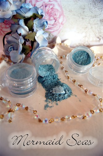 Mermaid Seas Shimmer Pigment-