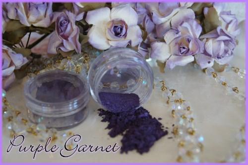Purple Garnet Shimmer Pigment-