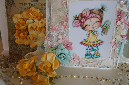 Sunhine Yellow Flowers-