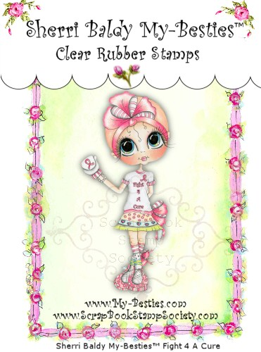 Clear Rubber Stamps Hope My-Besties-