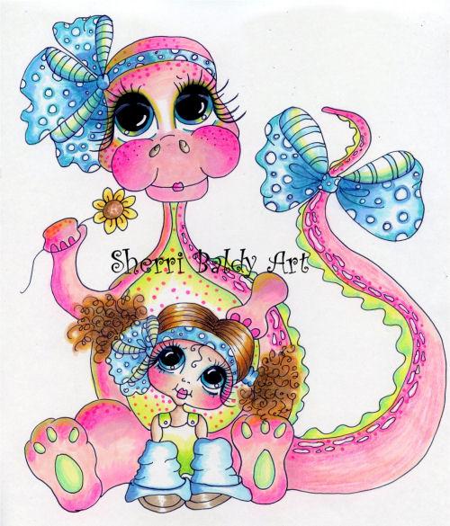 My-Besties img620 Fine Art Print-