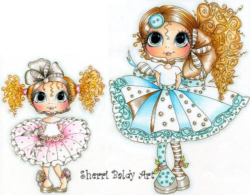 My-Besties Sisters Fine Art Print-