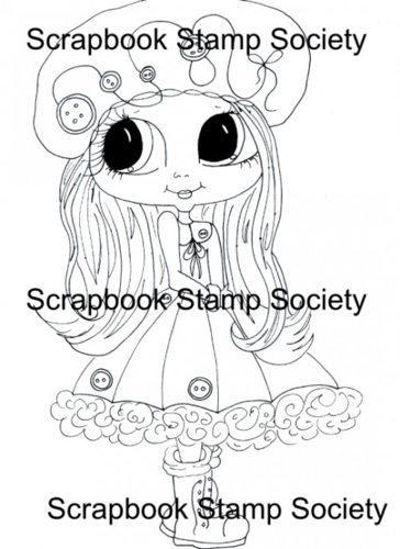 My Bestie digi stamp Betsy Buttons-my besties, digi stamps