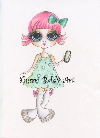My-Besties img342 Fine Art Print-