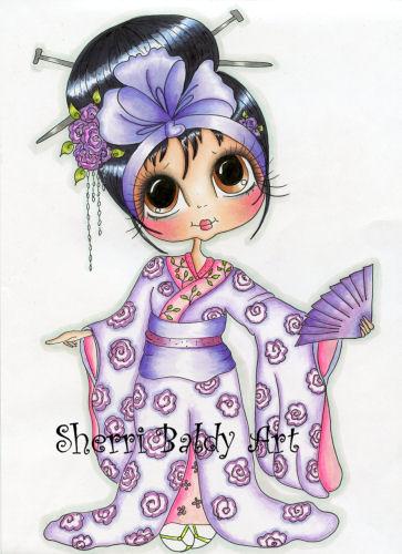 My-Besties Cherry Blossom Fine Art Print-