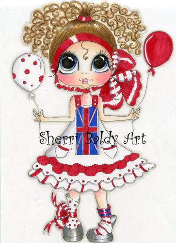 My-Besties Little Birtteny Fine Art Print-