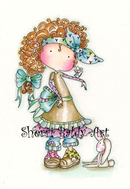 My-Besties img943 3 Fine Art Print-