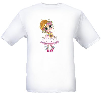 "My-Besties ""Sweet Mary Lou"" Women's T Shirt CLICK FOR ALL SIZED-"
