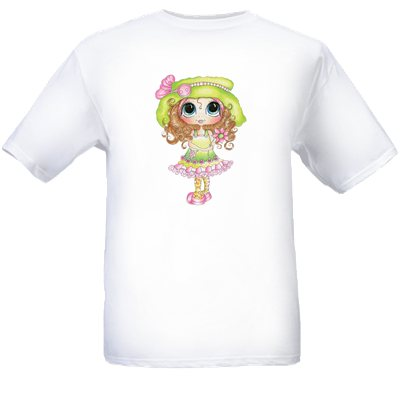 "My-Besties ""Hattie Buttons"" Women's T Shirt CLICK FOR ALL SIZED-"
